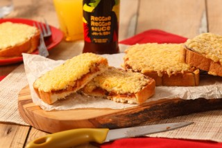 Cooking for Students Levi Roots Caribbean Rarebit
