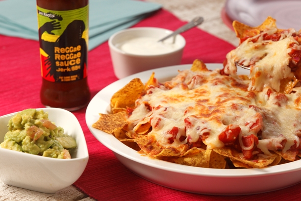 Cooking for Students Levi Roots Nachos