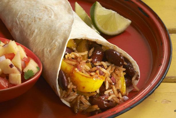 Cooking for Students Levi Roots Reggae Reggae Bean Burrito