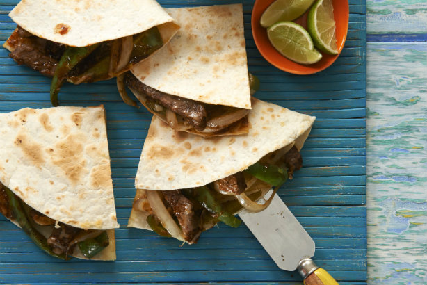 Cooking for Students Levi Roots Reggae Reggae Beef Quesadilla