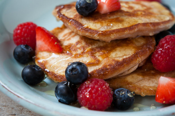 Cooking for Students Hairy Bikers Fluffy Banana Pancakes