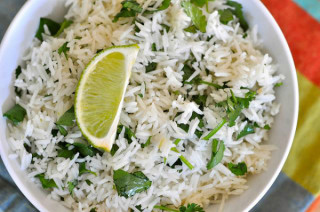 Cooking for Students Cilantro Lime Rice