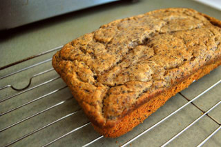 Cooking for Students Lemon and Poppy Seed Bread